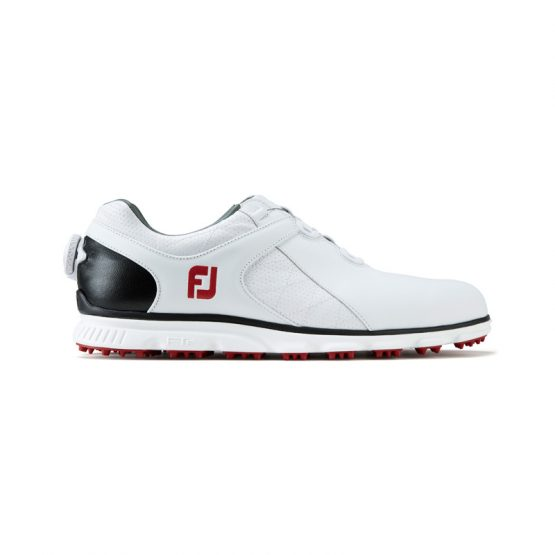 Footjoy Men´s Pro/SL BOA White/Black